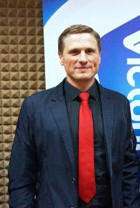 Grzegorz Stefaniak – dyrektor OSiR w Rawie Mazowieckiej