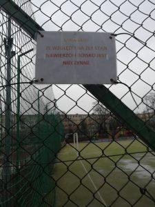 Co dalej z boiskami przy rawskich szkołach?