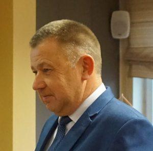 Dariusz Dobrowolski Zastępca Burmistrza Miasta Sochaczew