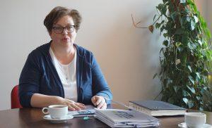 Joanna Niewiadomska-Kocik Naczelnik Wydziału Kultury, Turystyki i Promocji Miasta Sochaczew