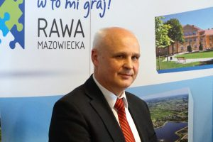 Piotr Irla – burmistrz Rawy Mazowieckiej