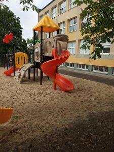 Kolejny plac zabaw w Kutnie