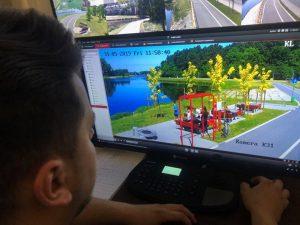 Jak działa monitoring miejski w Skierniewicach