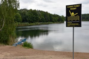 Czarny Punkt Wodny – Guźnia pod Łowiczem