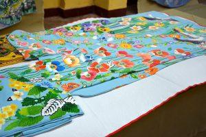 Wyjątkowe kimono w Muzeum Lniarstwa w Żyrardowie