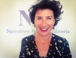 Anna Leder – Narodowy Fundusz Zdrowia