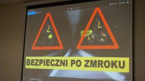 Bezpieczni po zmroku – akcja Sochaczewskiej Drogówki