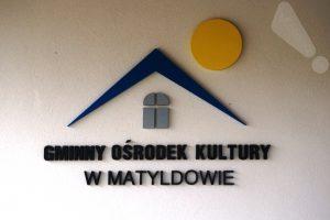 Świetlica w Matyldowie już otwarta