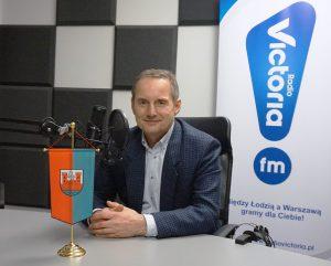 Piotr Osiecki – burmistrz miasta Sochaczew