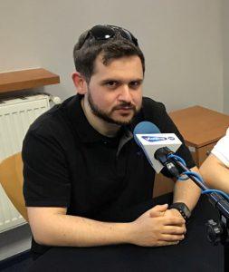 Przemysław Rybicki – Urząd Miasta w Skierniewicach