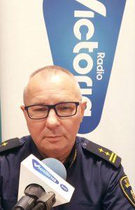 Ryszard Wilanowski Komendant Straży Miejskiej w Kutnie