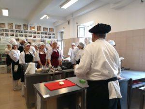 """Warsztaty kulinarne """"Wybieram Polskie Eko""""."""