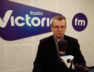 ks. Piotr Krzyszkowski – dyrektor Radia Victoria