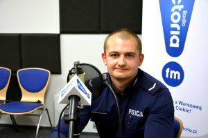 Sierż. Łukasz Drdzeń Policjant – Najpopularniejszy Dzielnicowy Roku