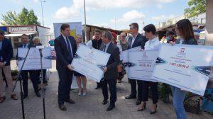 Powiat Łowicki z rekordowym dofinansowaniem z Funduszu Dróg Samorządowych