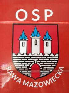 Remonty i nowy sprzęt w OSP Rawa Mazowiecka