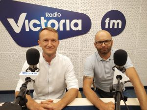 Kamil Sobol i Piotr Malczyk – Łowicka Akademia Sportu