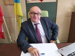 Jerzy Stankiewicz wójt gminy Maków
