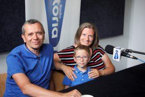 Anna i Gerard Kłosińscy – rodzinne pielgrzymowanie