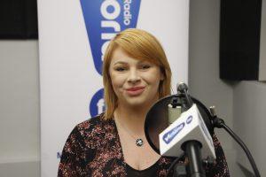 """Paulina Drozd, prezes stowarzyszenia """"Żyrardów Nosi"""""""
