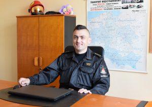 st. kpt. Konrad Krupa – KP PSP Rawa Maz.