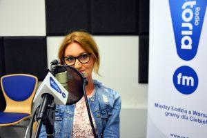 Joanna Dziakiewicz Kierownik Działu Organizacji w CKŻ w Żyrardowie