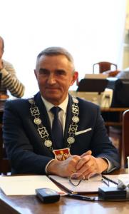 Mirosław Belina Starosta Skierniewicki