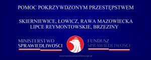 Małgorzata Owczarska z Okręgowego Ośrodka Pomocy Pokrzywdzonym Przestępstwem
