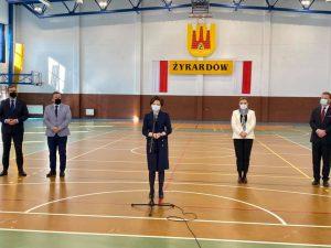 Tarcza Antykryzysowa – briefing w Żyrardowie
