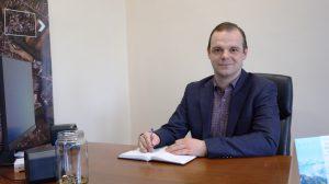 Karol Czerwiec – prezes SML-W Sochaczew