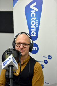 Łukasz Kasperczyk Dyrektor Wydziału Kultury i Promocji Urzędu Miasta  Żyrardowa