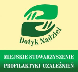 """Krystyna Langa z Miejskiego  Stowarzyszenia Profilaktyki Uzależnień """"Dotyk Nadziei"""""""