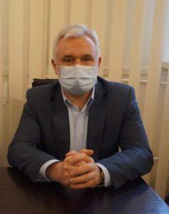 Jacek Kaniewski Dyrektor Wojewódzkiego Szpitala Zespolonego w Skierniewicach