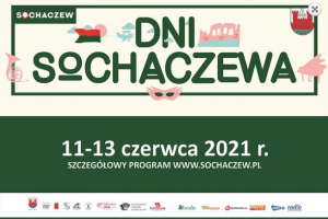 Dni Sochaczewa 2021 – Joanna Niewiadomska Kocik naczelnik wydziału Kultury, Turystyki i promocji Urzędu Miasta Sochaczew