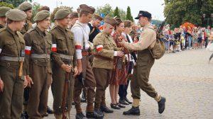Powstanie Warszawskie – z wspomnień żołnierzy obwodu AK Skowronek