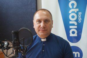 ks. Rafał Babicki Proboszcz Parafii NSNMP w Skierniewicach