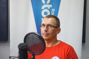 Bernard Motylewski Prezes WOPR w Skierniewicach