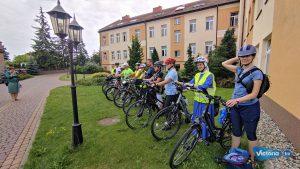 Sochaczewianie na rowerach po raz 2 w drodze do Matki