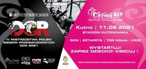 Ewa Chłopska – Wasielewska – Mistrzostwa Polski OCR i Kutno Challenge 2021