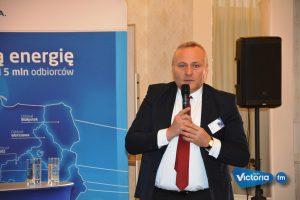 Andrzej Piętka – dyrektor generalny PGE Dystrybucja oddział Łódź