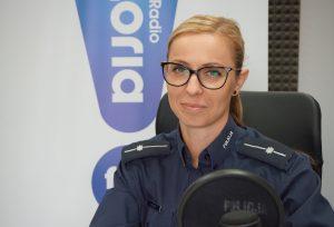 mł. asp. Agata Krawczyk – KPP Rawa Maz.